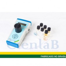 Clorímetro - Medidor de Cloro II Digital Microprocessado