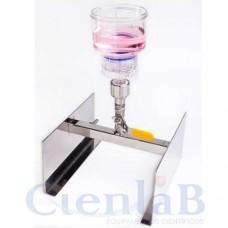 Conjunto de Filtração Manifold 1 Prova Com Holder de Vidro