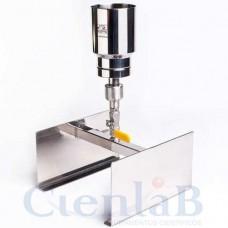 Conjunto de Filtração Manifold 1 Prova Com Holder de Inox