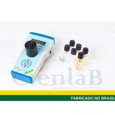 Fluorímetro - Medidor de Flúor II Digital Microprocessado
