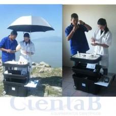 Laboratório Móvel Ecológico -  Versão Ecokit Técnico