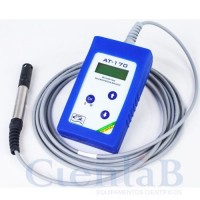 Oxímetro Portátil Digital Microprocessado - A Prova de Respingos