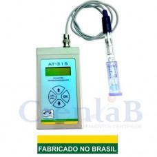 pHmetro Portátil Digital Microprocessado - Medidor de pH
