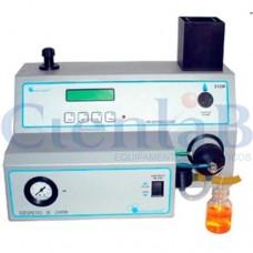 Fotômetro de Chama Digital Microprocessado