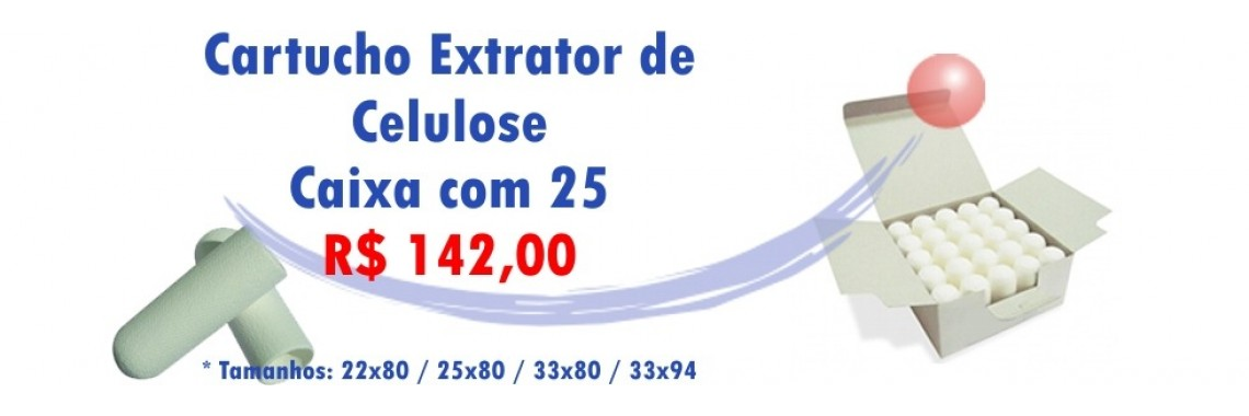 Cartucho Extrator