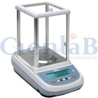 Balança Analítica Digital 0,0001g 220g - Calibração Interna