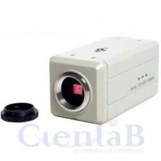 Câmera Digital - Conversor Óptico - CCD - TVCAM