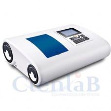 Espectrofotômetro UV-Visível Duplo Feixe Digital Microprocessado