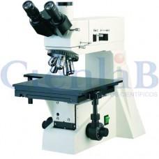 Microscópio Metalográfico  - Plan-acromática