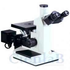 Microscópio Metalográfico - Acromática