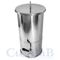 Barril de Aço Inox - 10000mL