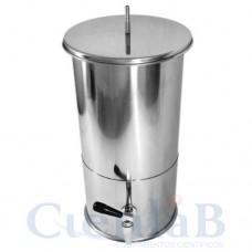 Barril de Aço Inox -  5000mL