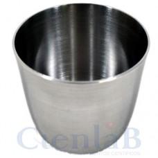 Cadinho de Aço Inox 316 -  30mL