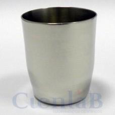 Cadinho de Alumínio -  30mL