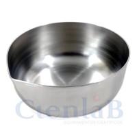 Cápsula Para Evaporação Em Aço Inox 304 -  50mL