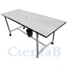 Mesa para Necrópsia em Aço Inox 304