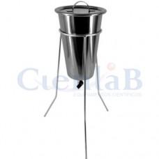 Percolador em Aço Inox -  3.000mL