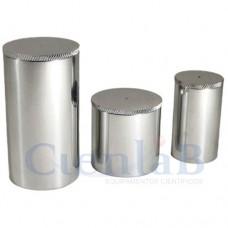 Picnômetro com tampa - Alumínio -  25mL