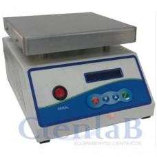 Agitador Magnético com  Aquecimento Digital Microprocessado - Tacômetro Digital