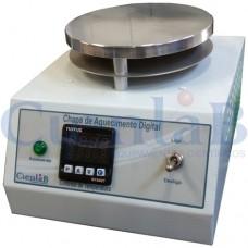 Chapa Aquecedora Digital - Plataforma Em Alumínio Ø 15cm