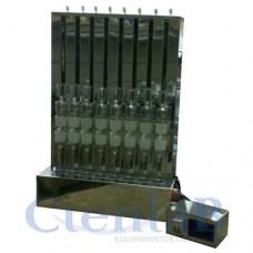 Destilador de Cianeto
