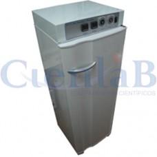 Incubadora BOD Fotoperíodo Alternância de Temperatura Digital Microprocessada 350 Litros