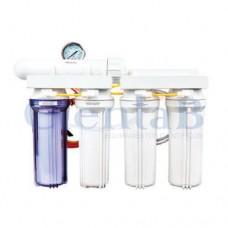 Purificador de Água - Osmose Reversa  8 litros/hora - 5 Estágios