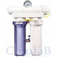 Purificador de Água - Osmose Reversa  8 litros/hora - 3 Estágios