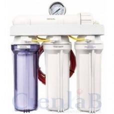 Purificador de Água - Osmose Reversa  8 litros/hora - 4 Estágios