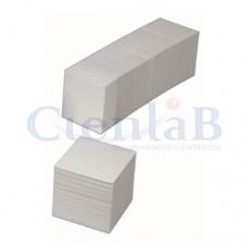 Papel Para Substrato (Papel Mata Borrão) 10,5x10,5cm - Caixa com 1000