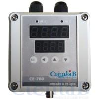 PHmetro de Processo - Controlador de pH