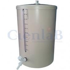 Barrilete de PVC -   5 Litros