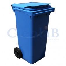 Coletor de Lixo - Container de Lixo -  120 litros