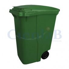 Coletor de Lixo - Container de Lixo -  360 litros