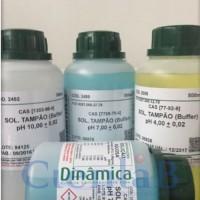 SOLUÇÃO TAMPÃO (BUFFER) PH 1,00, frasco com 250mL
