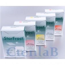Lâmina 26x76mm IHQ StarFrost Advanced-Adhesive Extremidade Branca