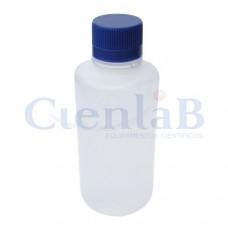 Frasco Polietileno Sem Graduação -  125mL