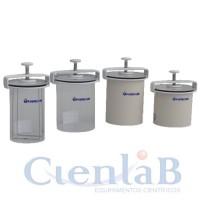 Jarra Anaeróbica PVC 2,5 Litros