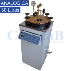 Autoclave Vertical Analógica  30 Litros
