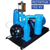 Bomba de Vácuo Rotativa - 152  4V