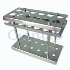Estante para Butirômetro em Aço Inox