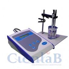 Condutivímetro de Bancada Para Etanol