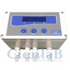 Condutivímetro Industrial - Controlador de Condutividade