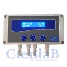 PHmetro Industrial Digital Microprocessado