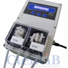 PHmetro Industrial Com Bomba Dosadora Digital Microprocessado