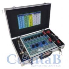 Simulador de Calibração - pH / mV / Condutividade