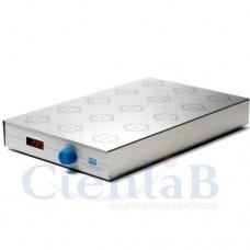 Bateria Agitador Magnético sem Aquecimento Digital - 15 Provas