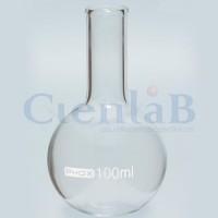 Balão com fundo redondo - Sem junta - Borossilicato, capacidade    50ml