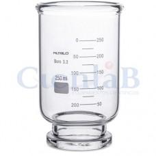 Copo de vidro graduado 300ml