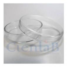 Placa de Petri (tampa e fundo)  60 mm x  15 mm - Vidro Borossilicato